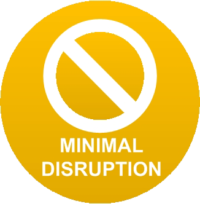 Minimal Disruption
